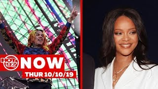 Tekashi 6ix9nine Working On New Music + Rihanna Sides With Colin Kaepernick + More!