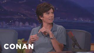 Tig Notaro Got Her Sense Of Humor From Her Mom  - CONAN on TBS
