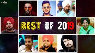 Best of 2019 Punjabi Songs   Latest Punjabi Songs 2020   DJ Party Songs   Audio Jukebox   Saga Music