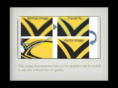 Chapter 6: Multimedia: Sections 5&6: Vector Graphics and Creating Vector Graphics