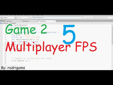 Game 2: Multiplayer FPS - Parte 5