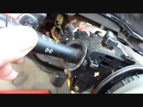 Replacing Multi-Function Switch on 97-05 Buick Century
