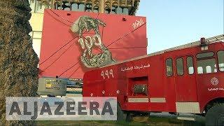 Qatari artists illustrate impact of 100 days of Gulf crisis