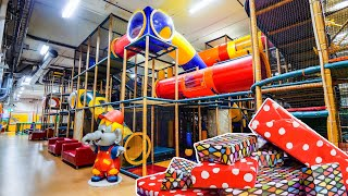 Toy Hunting at Indoor Playground
