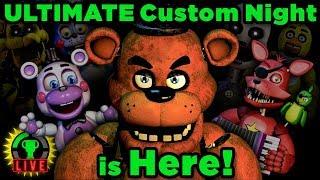 ᐅ Descargar MP3 de Fnaf Ultimate Custom Night All My