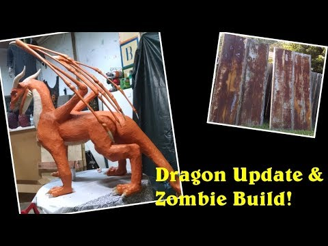 Dragon Update and Zombie build