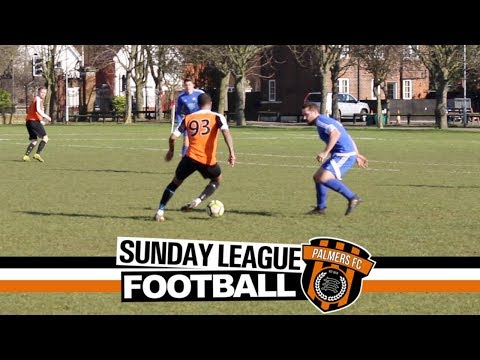 Sunday League Football - FROM THE BOTTOM TO THE TOP