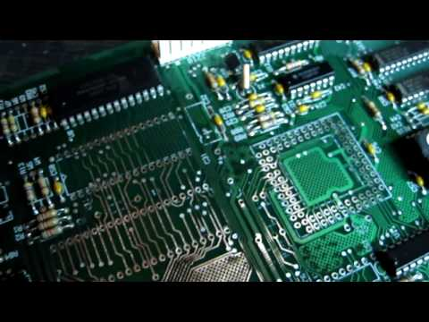Circus Voltaire WPC95 CPU Board repair