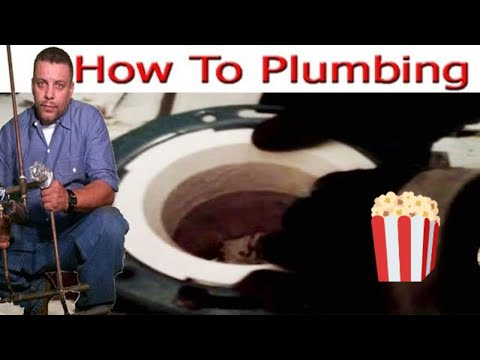 Tricky Toilet Flange Repair Made Easy