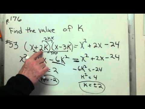 p  176 # 53; Quadratic Function