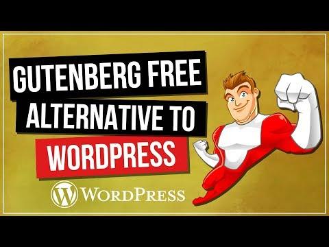 Wordpress 5 Gutenberg Free Alternative   ClassicPress 👍🤔