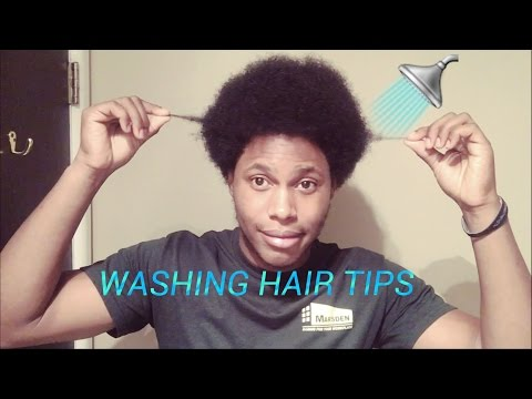 AFRO JOURNEY HOW TO PROPERLY WASH GROWING AFRO (DO'S AND DONT'S)