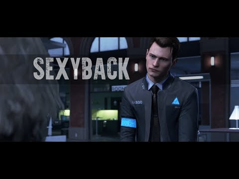 Connor// SexyBack