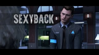 Connor SexyBack