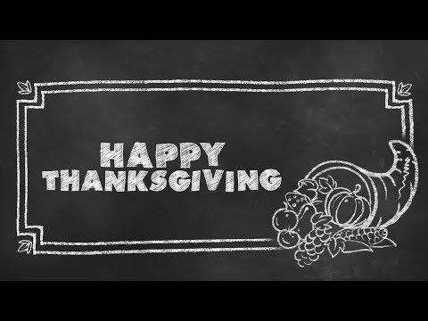 Thanksgiving - McKillop United Church