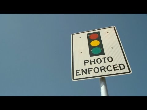 Dealing With Red Light Camera Tickets