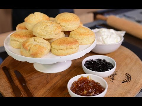 Clover Creamy Scones | Afternoon Express | 6 July 2017