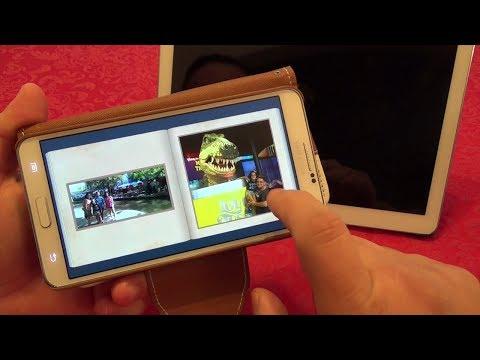 Story Album App on Galaxy Devices - How To Use