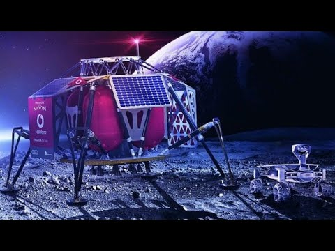 Vodafone and Nokia to build 4G Network on the MOON next year - 247 News