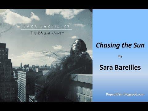 Sara Bareilles - Chasing the Sun (Lyrics)