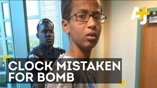 Muslim Boy Ahmed Mohamed Arrested After Bringing Clock To School