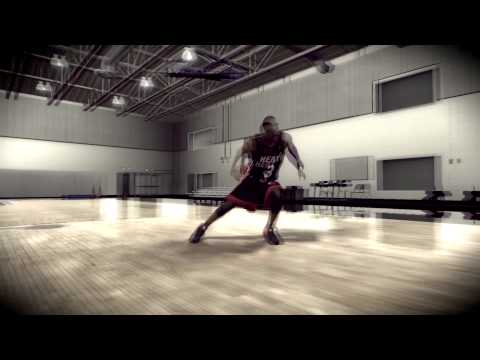 [NBA 2K12] My Player - Air Jordan  Shoes Commercial