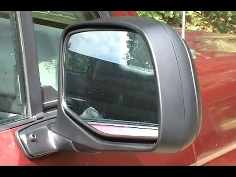 Replace a Ford F150 Rear View Mirror Door Mirror