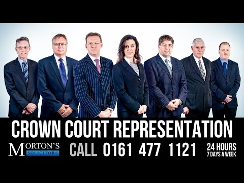 VIDEO: Crown Court Representation