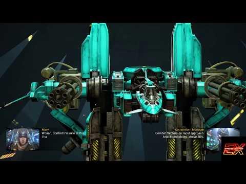 Strike Vector EX - Free PS Plus Game / Juego PS Plus Gratis
