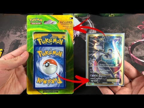 HOW TO GET A RARE EX/GX POKEMON CARD EVERY TIME! (LIFE HACK!)
