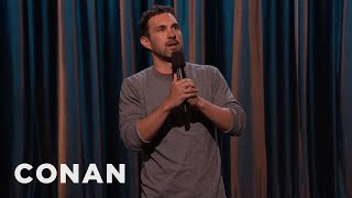 Mark Normand Stand-Up 05/23/16  - CONAN on TBS