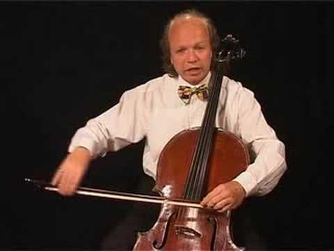 Cello Lesson 1 - Begginers Part1