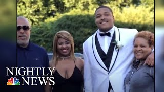 UMD: Apologize To Football Star's Family For 'Mistakes' That Led To His Death | NBC Nightly News