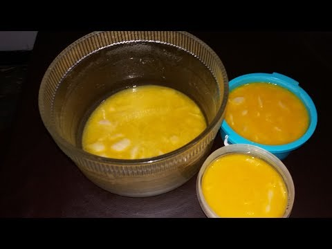 Perfect Homemade Butter beans [ part 2 final ]
