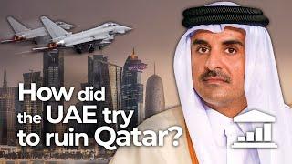 How did QATAR win the SANCTIONS WAR with the UAE and SAUDI ARABIA?  - VisualPolitik EN