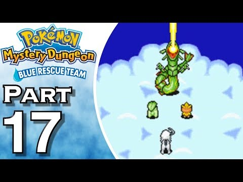 Pokemon Mystery Dungeon: Blue Rescue Team - Gameplay - Walkthrough - Let's Play - Part 17
