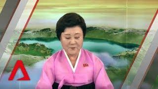 Trump-Kim summit: North Korean TV presenter Ri Chun Hee hails historic meeting