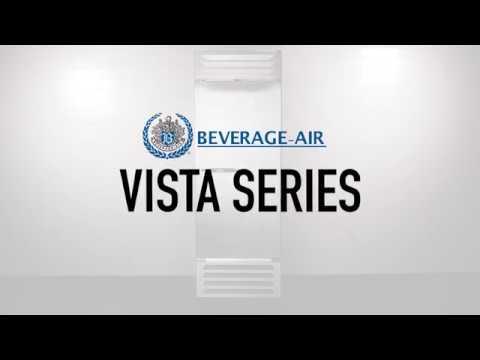 Beverage-Air Vista Series Reach-Ins