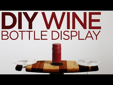 The Perfect Wine Woodworking Christmas Gift  | 25 | The Cutting Bored