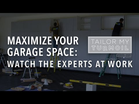 Maximize Your Garage Space: Watch the Experts at Work