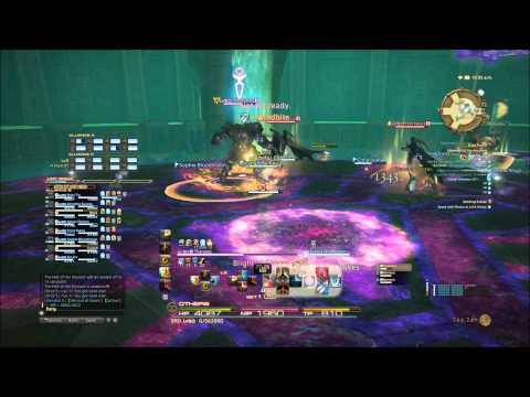 Final Fantasy XIV PS4 Beta   Crystal Tower
