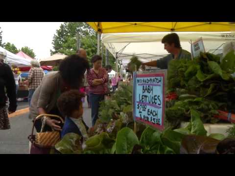 Use EBT benefits at a Farmers Market