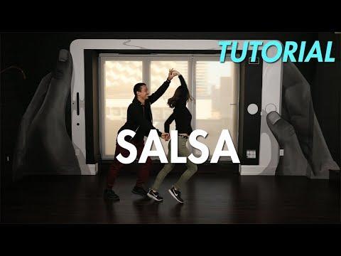 How to Salsa: Quick Salsa Combo - Part 3 (Ballroom Dance Moves Tutorial) | MihranTV