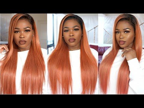 DIY| Peachy Salmon Hair