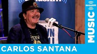 Carlos Santana on His New Album