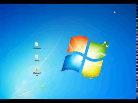 How to create USB Hiren's with windows 7 installer.