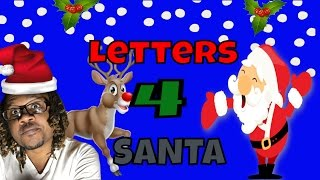 Letters to Santa - @Akil2Crazy