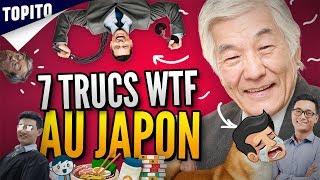 Top 7 des preuves que le Japon est un pays de tarés
