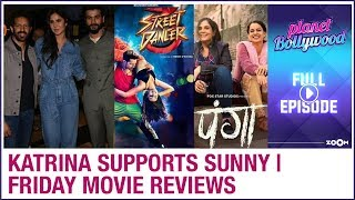 Katrina supports Vicky's brother Sunny   Street Dancer 3D & Panga public review   Planet Bollywood