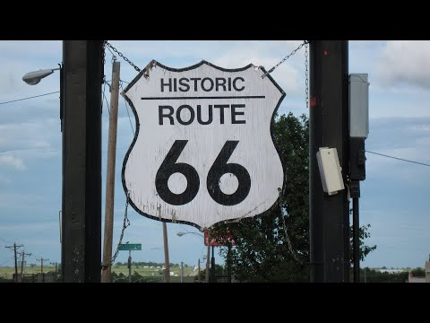 Route 66, United States, North America